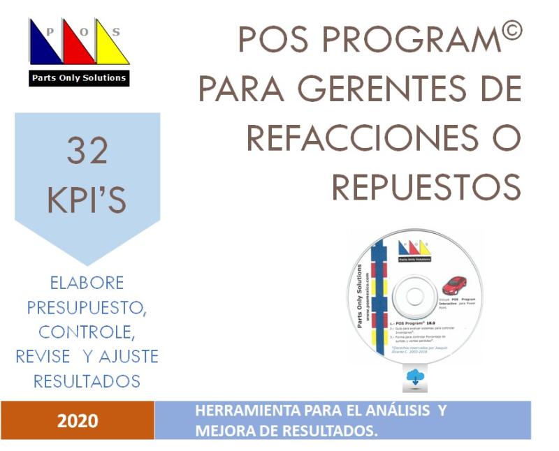 POS Program promo 20