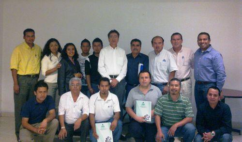 Amda Oaxaca Octubre 11 y 12 del 2010